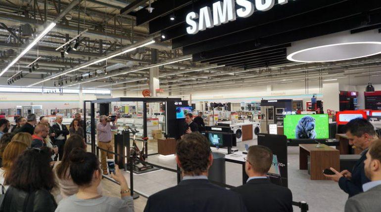 """Το """"smart living"""" hub είναι στο ανακαινισμένο κατάστημα Κωτσόβολος στο Εμπορικό Πάρκο του Αεροδρομίου Ελευθέριος Βενιζέλος"""