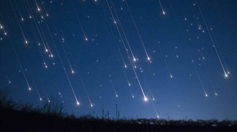 Σήμερα ορατά από την Ελλάδα τα πεφταστέρια της ουράς του κομήτη του Χάλει