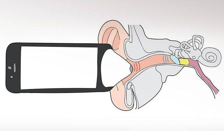 Πώς ένα smartphone μπορεί να κάνει διάγνωση της ωτίτιδας
