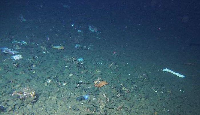 Σκουπίδια παντού: Ακόμη και στο βαθύτερο σημείο του ωκεανού