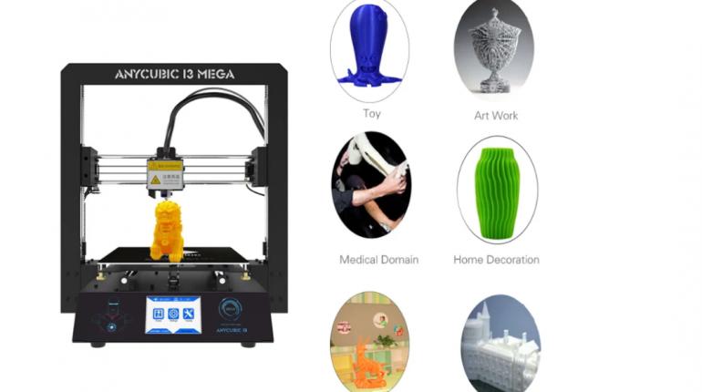 MEGA i3 3D Printer: Για τους φίλους του αθλήματος, χωρίς τελωνείο