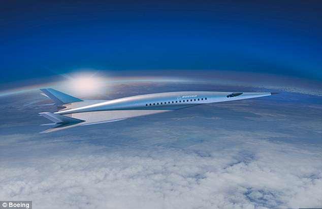 Νέο Υπερηχητικό Αεροπλάνο Θα Ταξιδεύει Από Την Αυστραλία Στην Ευρώπη Σε 5 Ώρες
