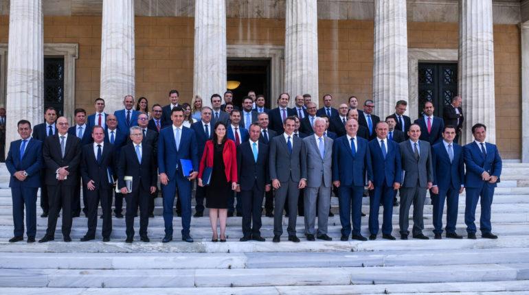 Μητσοτάκης στο Υπουργικό: Ο πρώτος που θα κριθεί από τους πολίτες είμαι εγώ